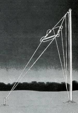 214型全向全角短波基站天线-短波天线-无线通信-南京